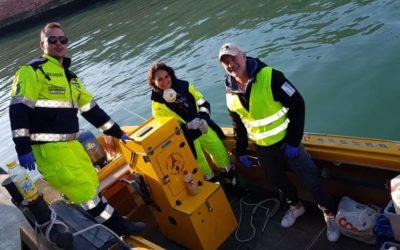 Coronavirus, a Venezia la protezione civile porta la spesa a casa. Il Sindaco ringrazia i volontari