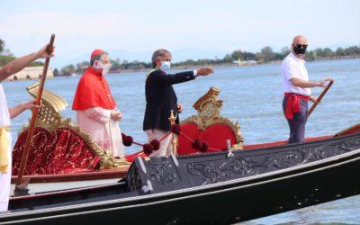 Venezia sposa il mare e si rilancia dopo il Covid-19 con la Festa della Sensa