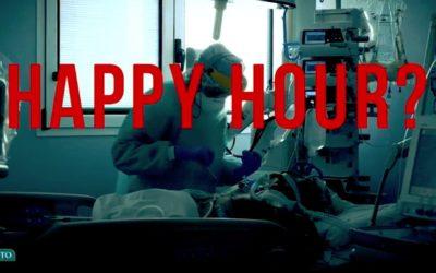 La pubblicità progresso targata Regione Veneto contro gli happy hour dopo Covid-19 [VIDEO]