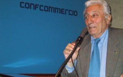 Morto l'imprenditore Giustiniano Mancini in Confcommercio e in AssoArma e UNUCI Vicenza