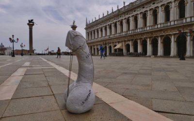 """Atto """"terroristico"""" in piazza San Marco: sì, ma con due palle così!"""
