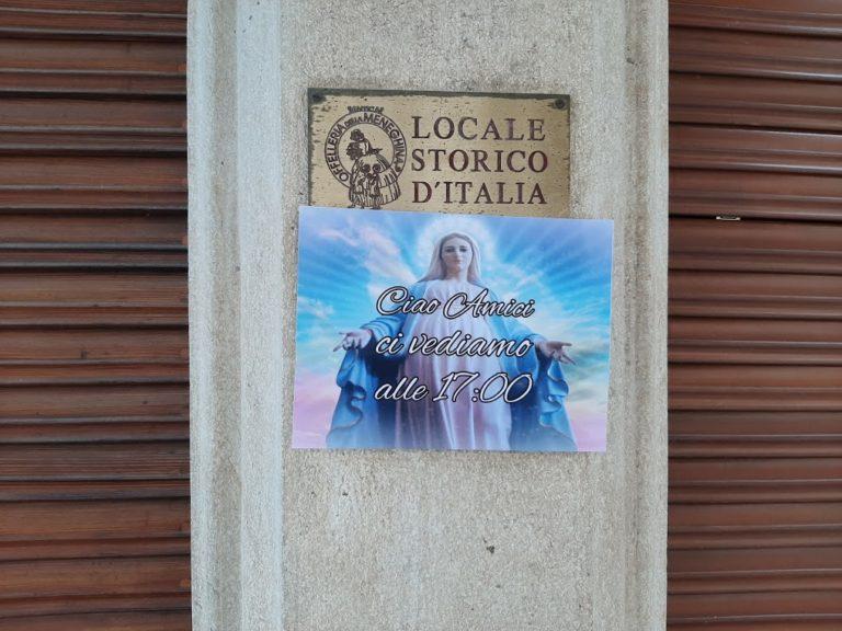 A Vicenza si usa la Madonna di Monte Berico per vendere lo spritz