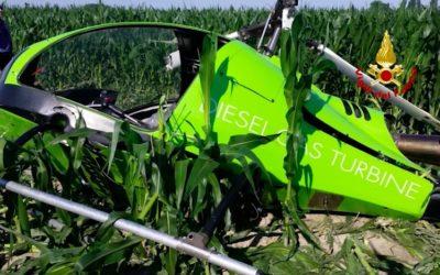 Precipita elicottero ultraleggero a Caorle: pilota ferito