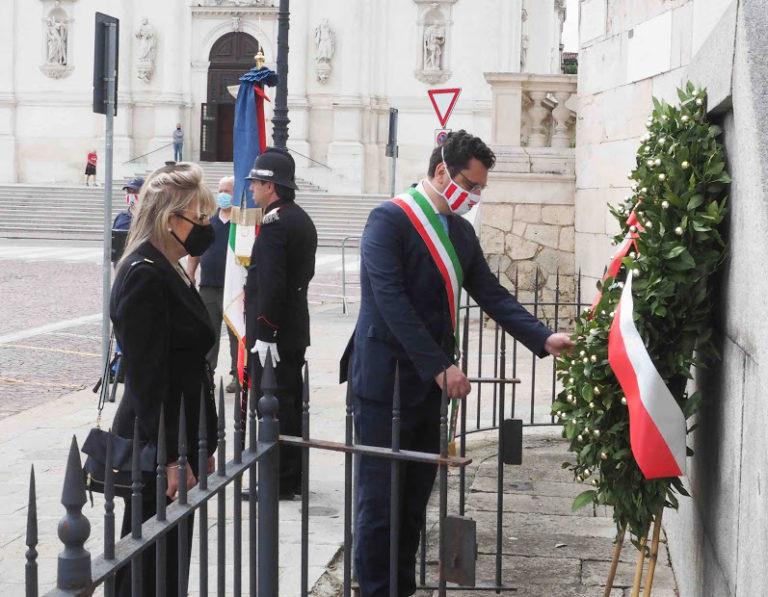 A Vicenza il 10 giugno significa la prima medaglia d'oro al valor militare