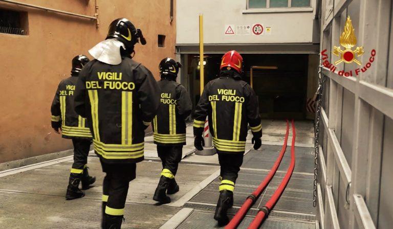 Maltempo a Verona, 140 interventi dei vigili del fuoco [VIDEO]