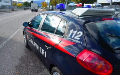 A Sandrigo i carabinieri sventano un assalto al bancomat