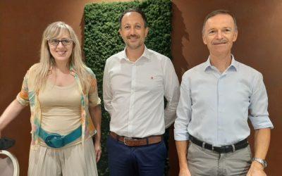Fabio La Russa nuovo segretario Filcams Cgil di Vicenza (commercio e terziario) [FOTO]