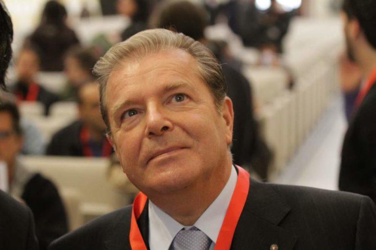 """""""Ritorno al futuro"""" con Enrico Hüllweck presidente del Teatro di Vicenza: fu il sindaco che lo costruì"""