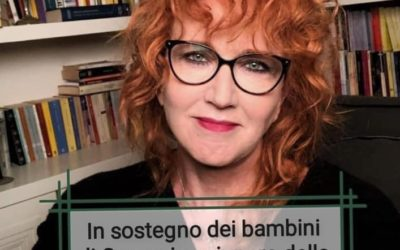 Fiorella Mannoia con Movimentiamoci fa lo sciopero della fame per i bambini strappati di Cuneo