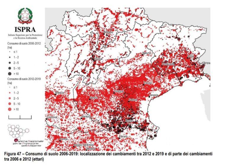 """Consumo di suolo, Zanoni (PD): a Zaia il premio """"betoniera d'oro 2020"""""""
