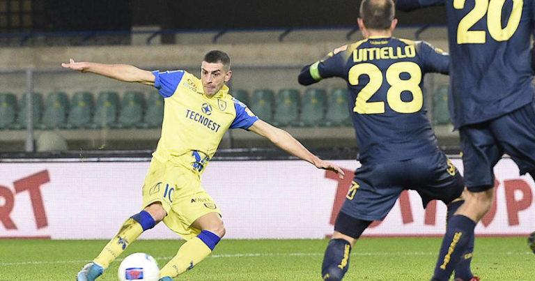 """Il Chievo è fuori dai play off: """"remuntada"""" della Juve Stabia – di Luz"""