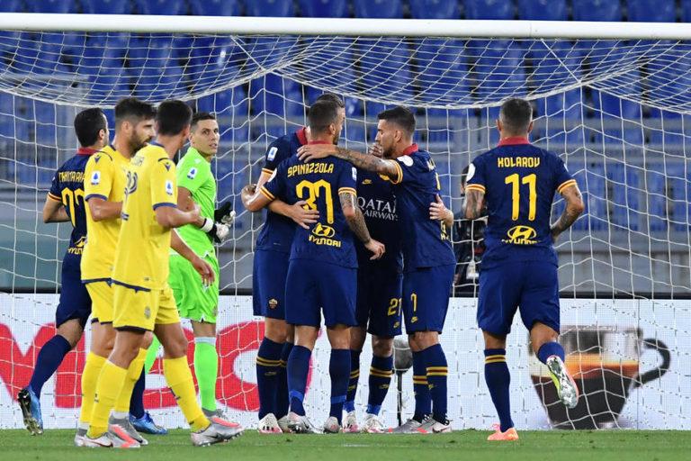 """A Roma l'unico """"stupidino"""" è l'arbitro Maresca, il Verona perde a testa alta (2-1) e si lamenta – di Luz"""