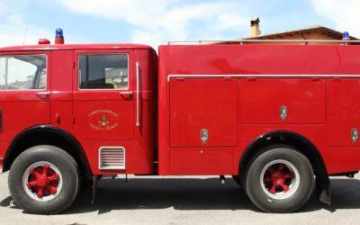 LA STORIA: quando nonno e nipote inseguivano l'autocisterna dei pompieri!