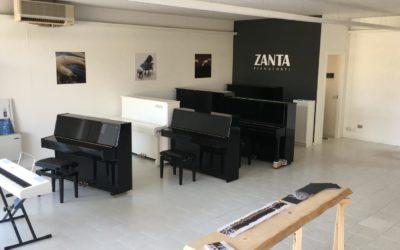 Sabato 4 luglio 2020 a Caldogno tanta musica e cultura grazie a Zanta Pianoforti