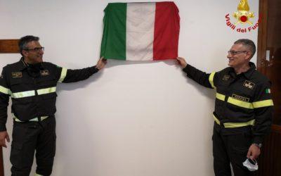 Nuovo comandante per i Vigili del Fuoco di Verona: è Luigi Giudice