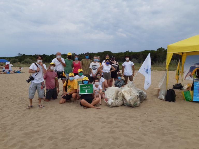 Fishing for Future a Vallevecchia di Caorle con Goletta Verde – Lazzaro (Legambiente): approvare legge Salvamare!
