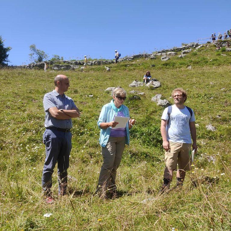 Possamai e Lorenzoni a Cesuna per la Resistenza e il turismo