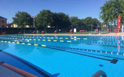 Furto alle piscine: nei guai baby gang