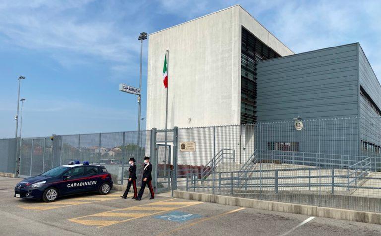 Spacciatore albanese arrestato a Thiene da CC di Dueville