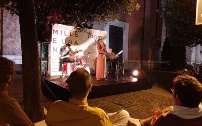 """Successo per """"Mille e una nota"""" in piazza San Lorenzo a Vicenza: lo swing """"catalizza"""" i passanti"""