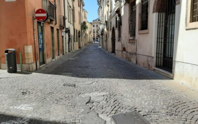 Il San Paolo Trophy in centro a Vicenza: e i meccanici godono