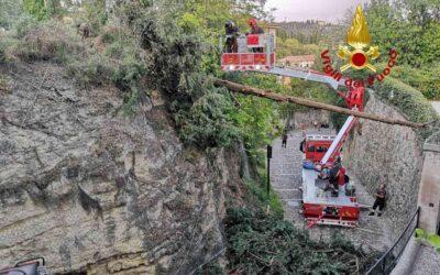 Nubifragio: solo a Verona già 638 interventi dei vigili del fuoco