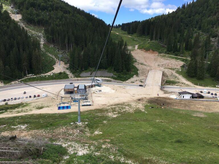 300 mila euro da Gallio per la pista  del Monte Longara delle Melette