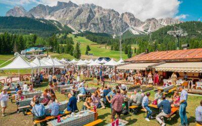 Coronavirus: un positivo al Cortina Summer Party, domani tampone gratis per tutti