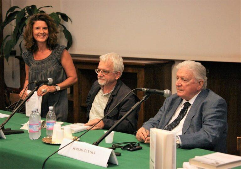 Addio a Sergio Zavoli: fu a Bassano del Grappa nel 2012: presentò l'autobiografia