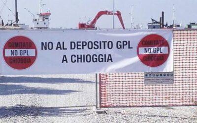 Il deposito GPL a Chioggia non si fa più: Baldin (M5S) grida vittoria!