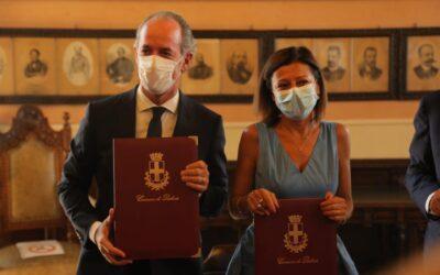 Tav: firmato accordo per nodo di Padova