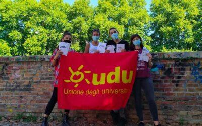 Medicina: all'UniPD gli studenti protestano per aumento costo test e per numero chiuso