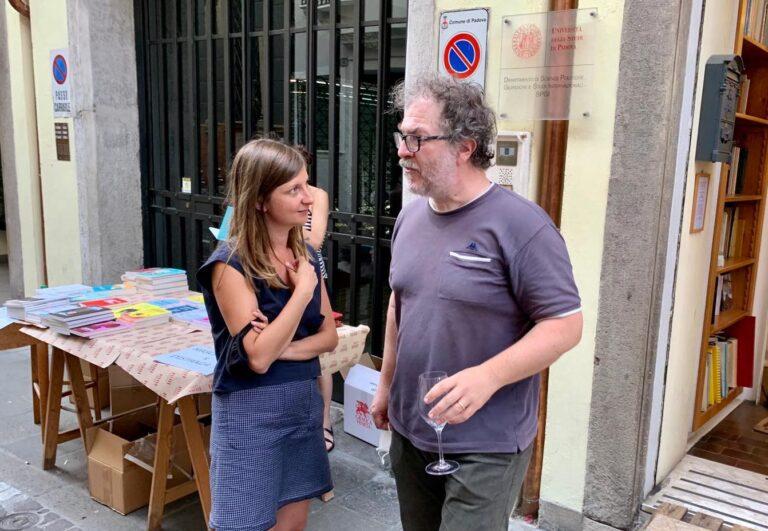 Il Poiana scende in campo per la civica padovana Elena Ostanel