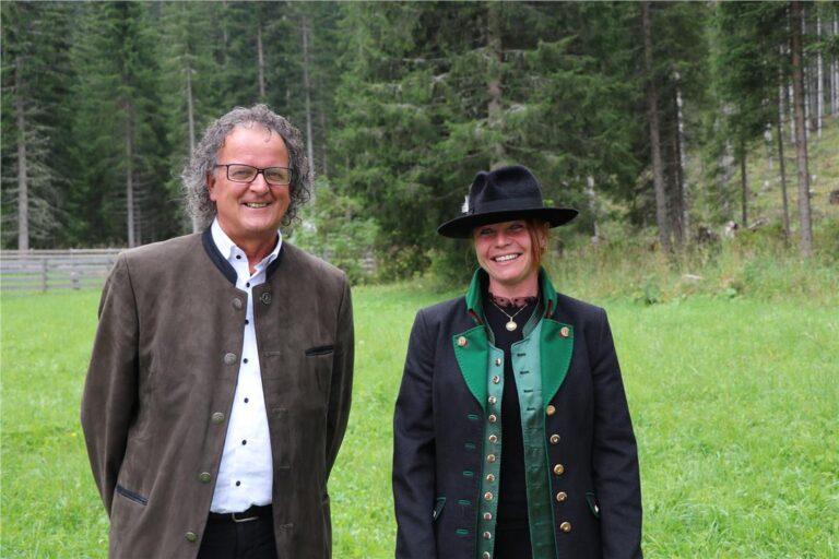 Vera Prader è la prima guardiacaccia donna in Alto Adige Südtirol