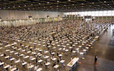 UniPD: in fiera la carica dei 3mila per il test di medicina
