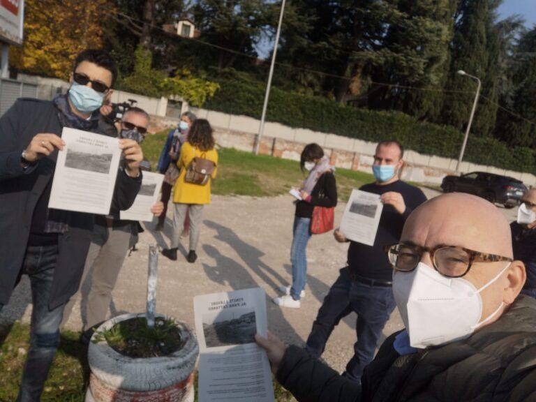 Vicenza: parte la raccolta firme per concludere i lavori di Park Cattaneo