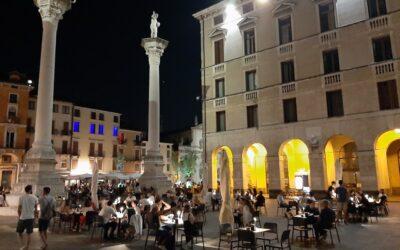 Vicenza regala i plateatici a bar e ristoranti fino al 31 dicembre