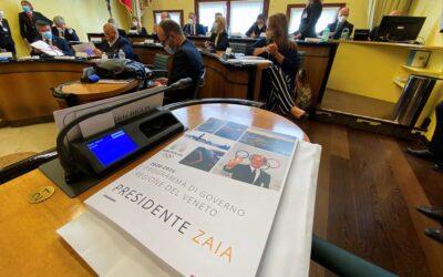 Veneto – Il programma di Zaia: lavoro, economia, occupazione e sociale sono la vera sfida