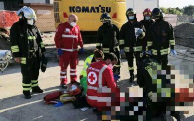 Morto sul lavoro a Montà: due operai sepolti nello scavo dell'acquedotto