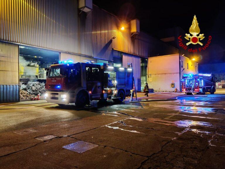 Grave incidente e incendio in fonderia a Schio: rischio per gli operai in turno!