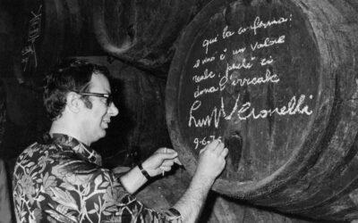 Nel vicentino per ricordare Luigi Veronelli col Viaggio Sentimentale dei prodotti De.Co.