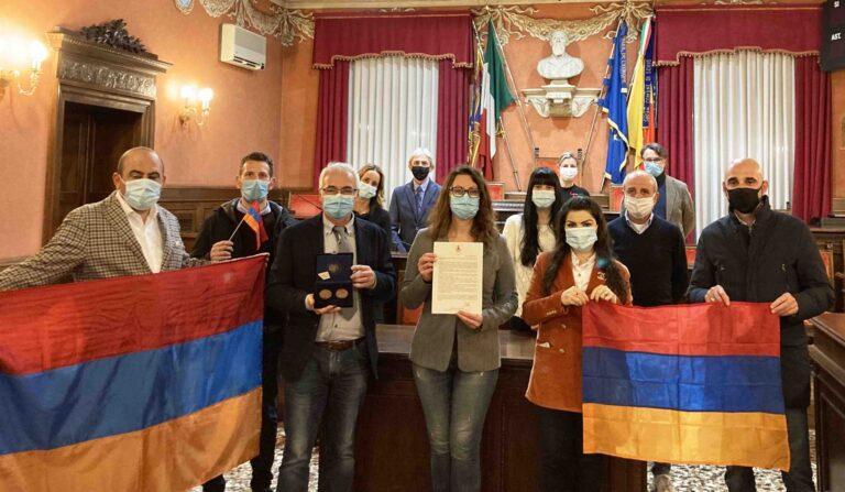 Schio sostiene la comunità armena e il riconoscimento della Repubblica dell'Artsakh (Nagorno-Karabakh)