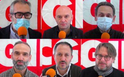 Gli uomini di Cgil Vicenza contro la violenza sulle donne [VIDEO]