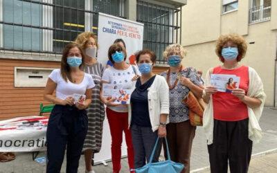 Panchina rossa distrutta – Luisetto (PD): assieme per cultura del rispetto e affettività