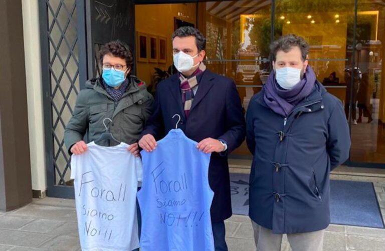 Caso Forall – Vicinanza e solidarietà ai lavoratori dal Presidente della Provincia Francesco Rucco