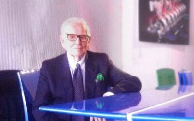 E' morto a 98 anni lo stilista, imprenditore, designer e artista Pierre Cardin