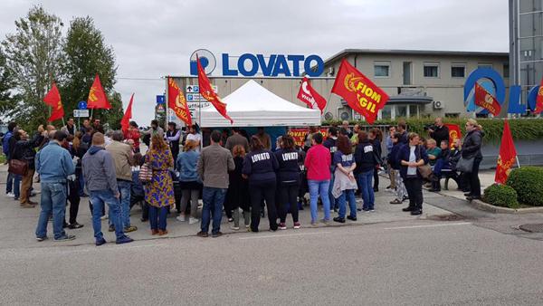 """Lovato Gas verso la chiusura – Chiara Luisetto (PD): """"non lasciamo soli i lavoratori, tuteliamo i posti di lavoro!"""""""