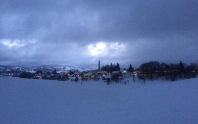 Maltempo: in Veneto arriva il gelo tra Prealpi e Alpi, neve sopra i 1000 metri