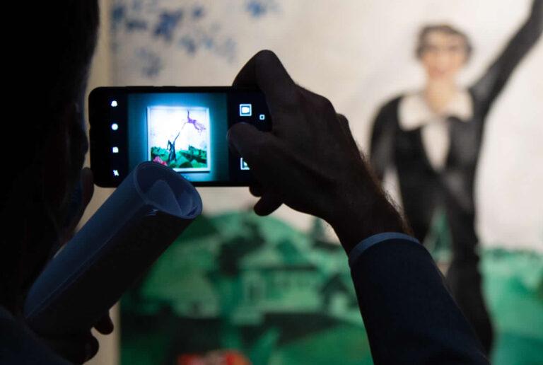 L'anima ebraica di Chagall: sabato diretta web da palazzo Roverella