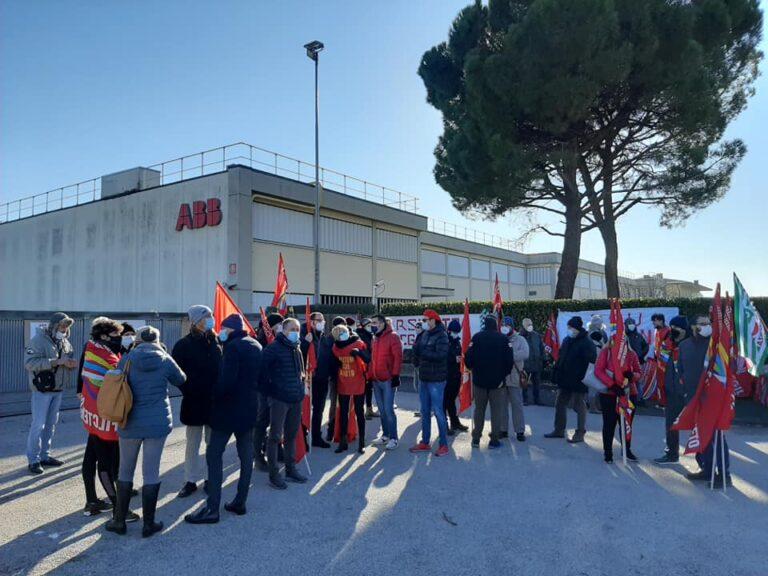 Solidarietà della diocesi di Vicenza ai lavoratori ABB di Marostica
